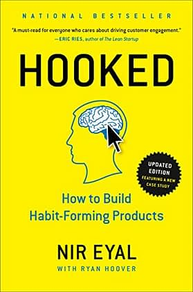 Nir Eyal Hooked How to Build Habit Forming Products Book Cover