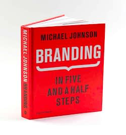 brand branding: in five and a half steps