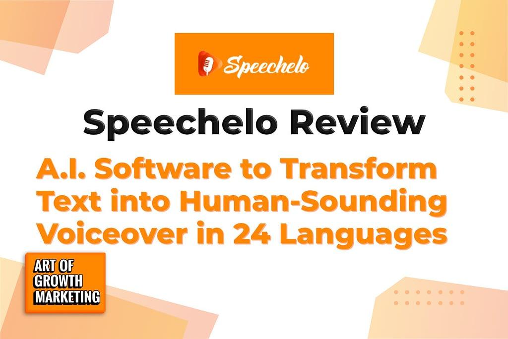 speechelo review logo
