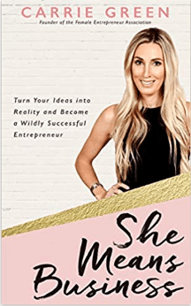 inspiring leadership she means business turn your ideas into reality