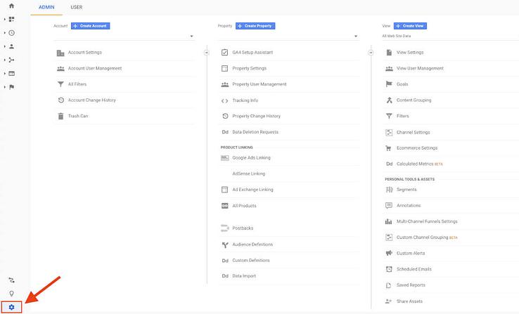 analytics screenshot dashboard