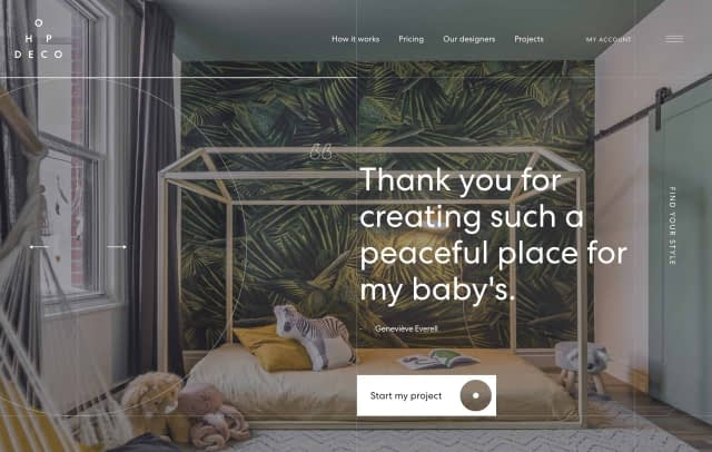 best architect website hopdeco