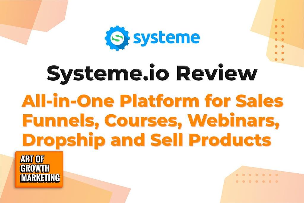 systemeio review logo