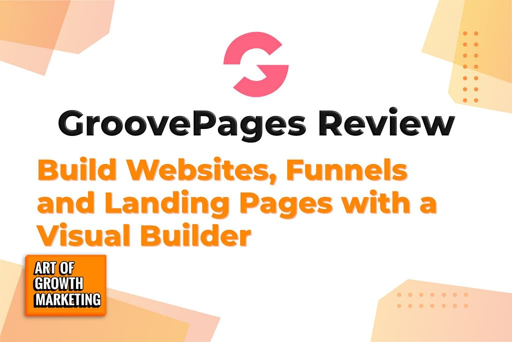 groovepages logo review teaser
