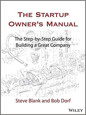 guide book the startup owner's manual
