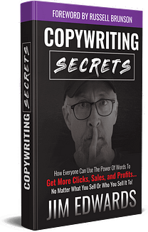 copywriting secrets book cover russell brunson jim edwards clickfunnels