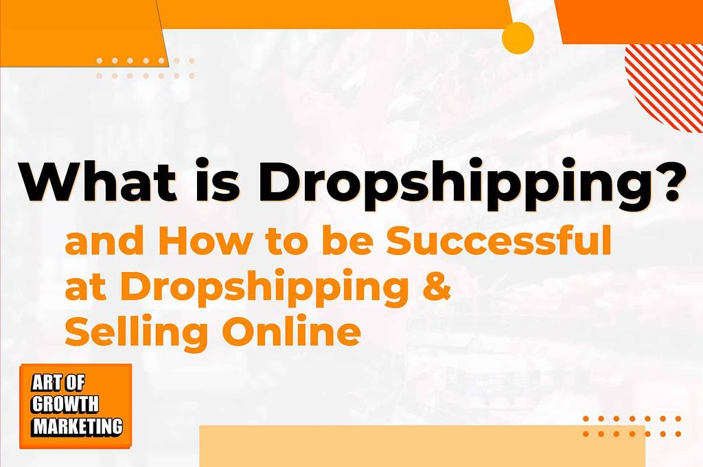 dropshipping image ecommerce woman shopping
