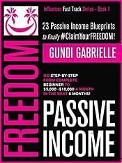research passive income freedom