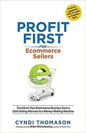 Books profit first for ecommerce sellers