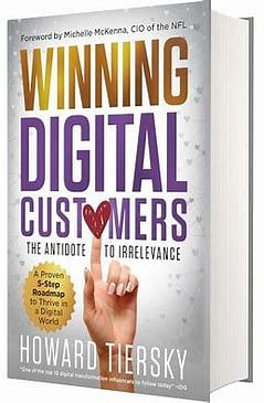 guide book winning digital cuistomers