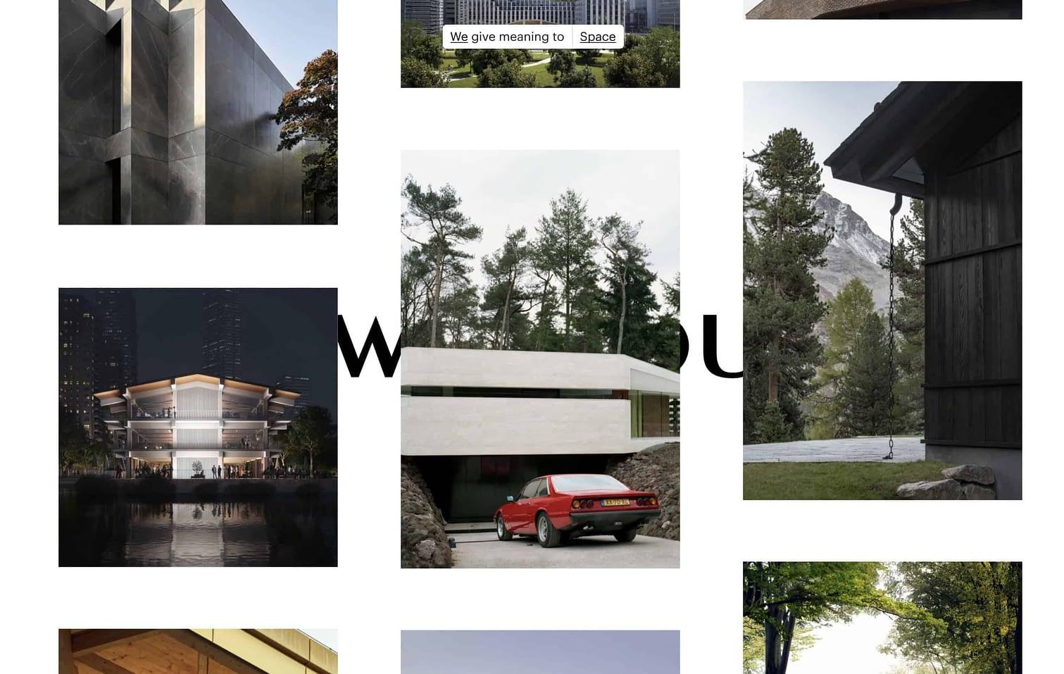 best architect website powerhouse architects