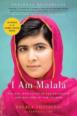 women  writer i am malala