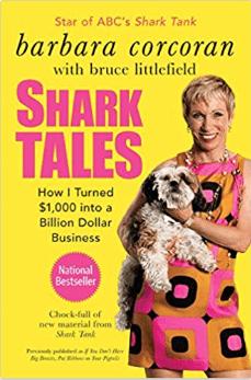 women Career shark tales how i turned 1000 into a billion dollar business
