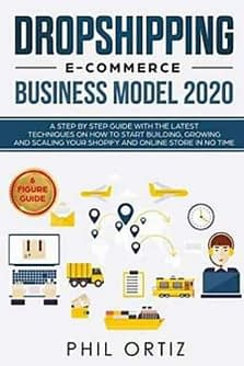 Online business dropshipping e-commerce business model 2020