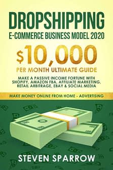 business dropshipping e-commerce business model 2019