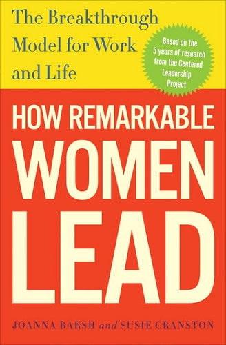 role models how remarkable women lead