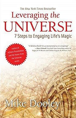 power of book leveraging the universe