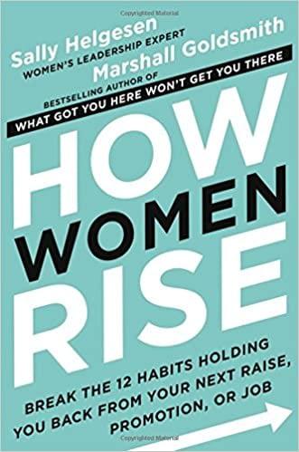 viral leadership book how women rise