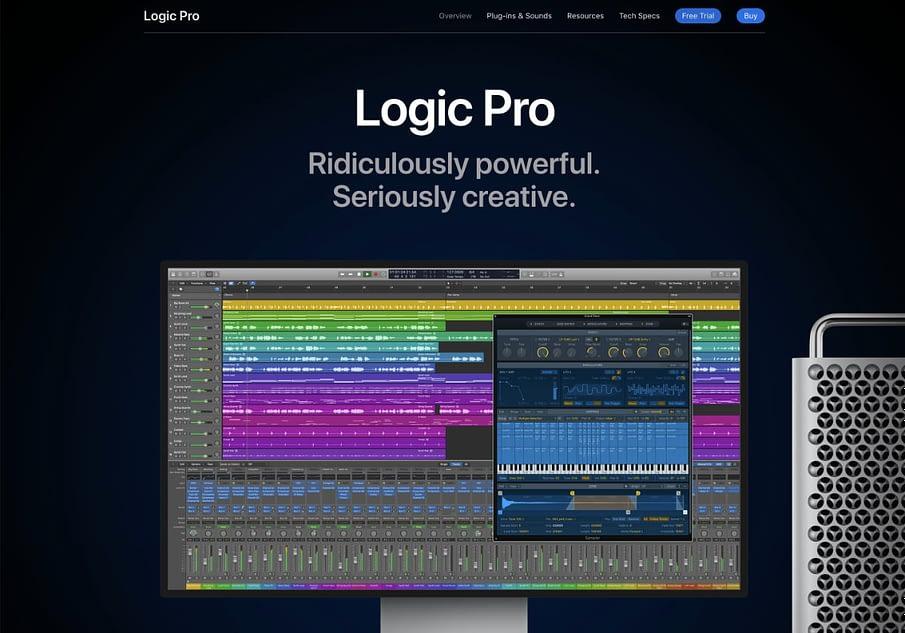 apple logic for podcast image