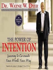 scientific books the power of intention