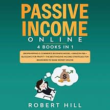 advertising book passive income online