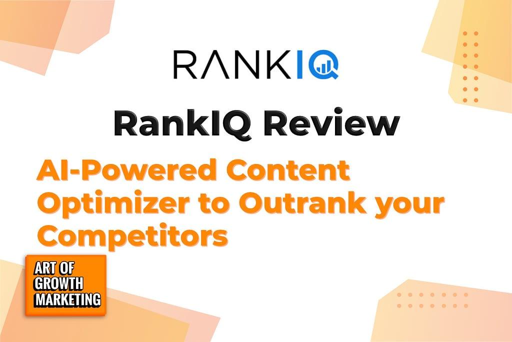 RankIQ Logo