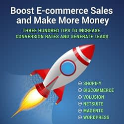 ecommerce boost e-commerce sales and make more money