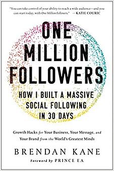 sales copy one million followers